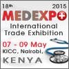 18th MEDEXPO KENYA 2015