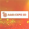 II Международная специализированная выставка ADDIT EXPO 3D – 2018