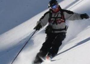 В Томске открыта горнолыжная трасса длиной 500 метров