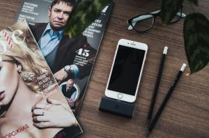 В компании ROMANOVA разработали компактный Power Bank для iPhone