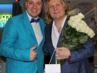 Александр Ягья дал сольный концерт в ресторане «Совет в Филях»