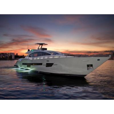 У морских судов с покрытием Ceramic Pro Marine уменьшился расход топлива