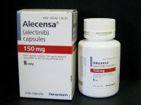 Европейская комиссия одобрила регистрацию препарата Алеценза для лечения больных ALK-положительным немелкоклеточным раком лёгкого
