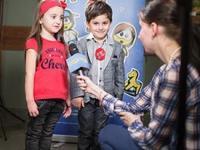 Талантливые дети выступят на московском фестивале детского и юношеского творчества «Зажги Свою Звезду!»