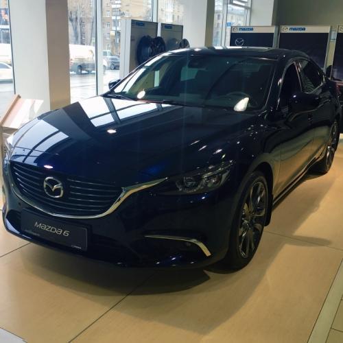 Эксклюзивные версии автомобилей Mazda ждут вас этой весной