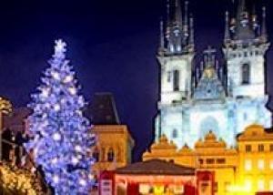 Чехия ждет туристов на Новый год