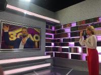 """Александр Пушной и Елена Николаева в новом шоу на телеканале """"Россия 1"""""""