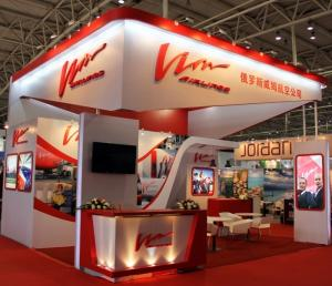 ВИМ-АВИА на туристической выставке в Пекине