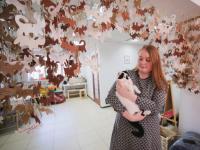 Первый настоящий котойог появился в России