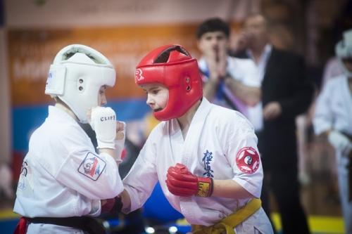Подарки юным спортсменам клуба «Подольск-Додзе» вручила компания TOY.RU