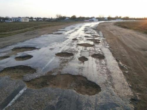ОНФ готовит к запуску в РФ мобильное приложение «Разбитые дороги»