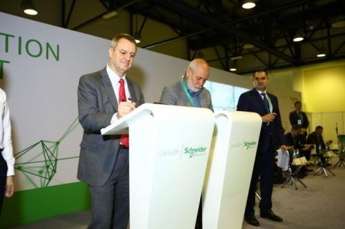 Schneider Electric и «Лаборатория Касперского» договорились о сотрудничестве в области индустриальной кибербезопасности