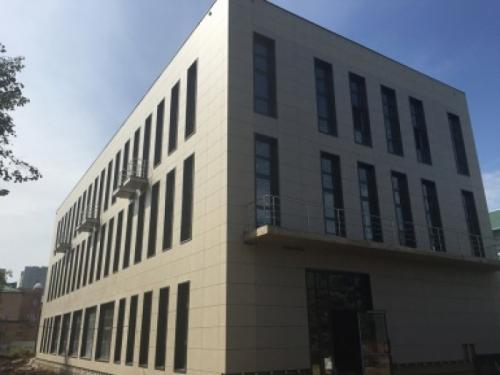 Строительство промышленно-логистического комплекса для ООО «Трубопром НПО»