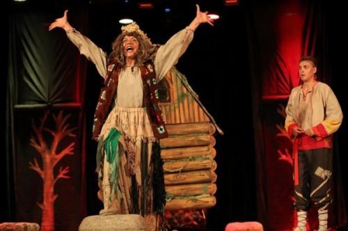 Детские театры со всей России выступят в Москве