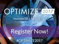 Компания «AspenTech» проводит международную отраслевую конференцию OPTIMIZE™ 2017