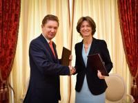 «Газпром» и ENGIE подписали Меморандум о взаимопонимании