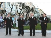 Международный концерт, посвящённый Дню Победы в Великой Отечественной войне «Моя весна, моя победа!»