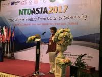 Международный опыт для борьбы с описторхозом: российские ученые приняли участие в конференции NTDASIA 2017