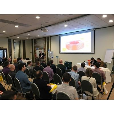 Представители инженерной отрасли Петербурга собрались на семинаре в Репино