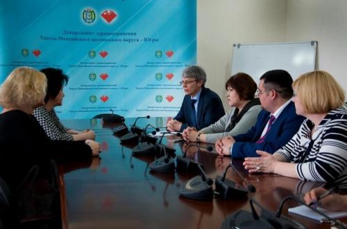 В Ханты-Мансийске с успехом прошёл форум в рамках Федерального проекта «Индустрия здравоохранения - 2017: в фокусе внимания - вирусные гепатиты»