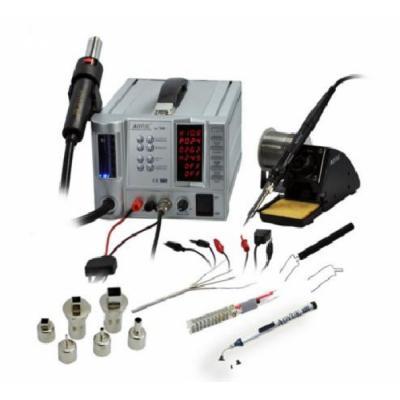Как выбрать паяльное оборудование и антистатическое оснащение для электронной промышленности
