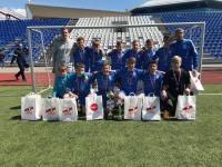 Команды Полесска и Мамоново стали лучшими среди юных футболистов Калининградской области