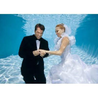 Свадьбы под водой – хит сезона