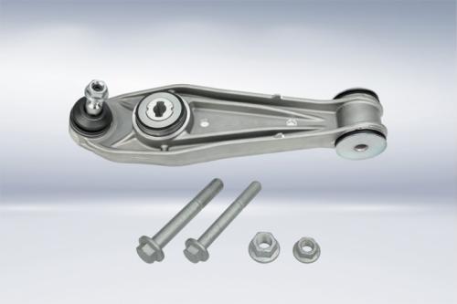 Удобное и практичное решение для ремонта автомобилей Porsche: компания MEYLE предлагает ремкомплект для замены рычага подвески автомобилей Porsche с крепежными деталями