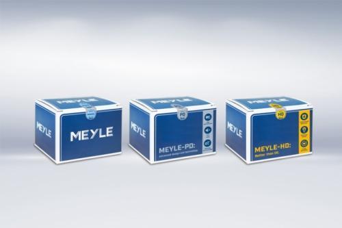 Компания MEYLE обновила дизайн упаковки своей продукции