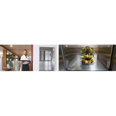 Компактное грузоподъемное оборудование: коттеджные лифты или лифты для ресторанов