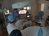 В Анапе прошёл мастер-класс по рукавной резекции желудка