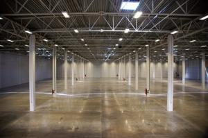 Полы на складе могут снизить эксплуатационные расходы