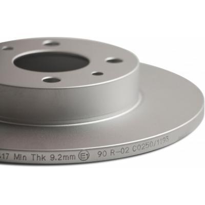 Компания Delphi Product & Service Solutions начинает производство тормозных дисков, сертифицированных в соответствии состандартом ECE R90