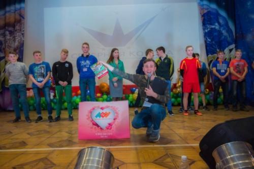 Для воспитанников детских домов в «Творческой мастерской» TOY RU приготовила подарки