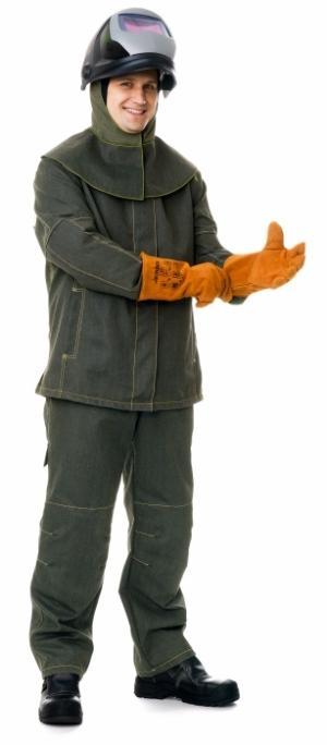 Новый костюм для сварщика – «Приор»