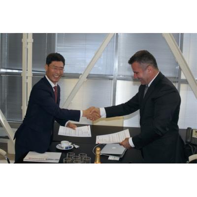 Новые перспективы перед СЕРКОНС открывает договор с корейским государственным органом КТС