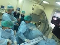 В Центральном научно-исследовательском институте травматологии и ортопедии им. Н. Н. Приорова прошли уникальные операции по лечению хронического болевого синдрома