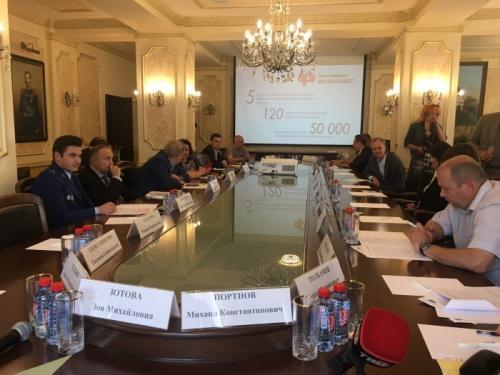 На территории «Москабельмет» прошло заседание Комитета по экологической политике Московской Городской Думы