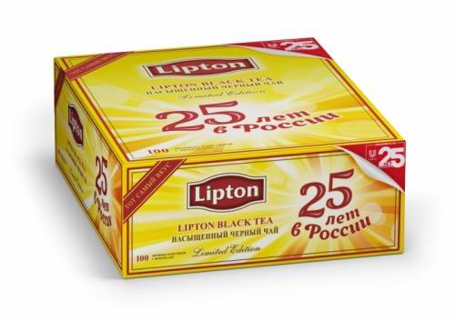 Четверть века с Lipton в России: как изменилась жизнь за 25 лет