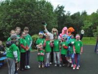 Благотворительные организации провели праздник для детей в НИИ ревматологии им. В.А. Насоновой