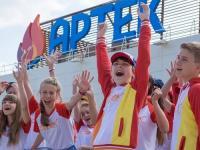 «Артек» укрепляет спортивные и межкультурные связи