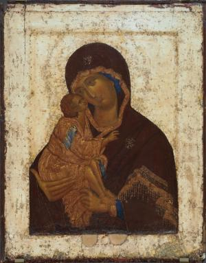 Донская икона Божией Матери прибудет из Государственной Третьяковской галереи в Донской монастырь