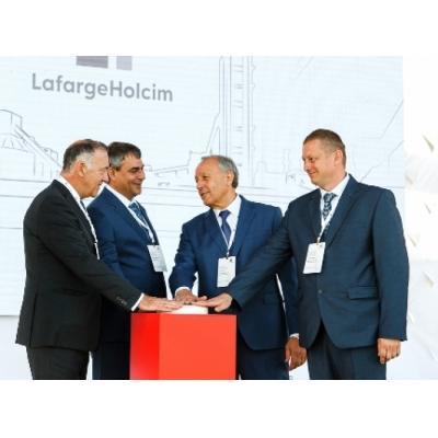 На цементном заводе в Вольске реализовали инвестпроект стоимостью 18 млрд рублей