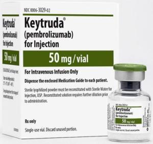 Европейская комиссия одобрила пембролизумаб для лечения пациентов с местнораспространенной или метастатической уротелиальной карциномой