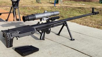 Крупнокалиберная снайперская винтовка КОРД