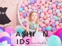 Миссис Вселенная Кристина Мищенко воспитывает юных моделей в детском модельном агентстве Fashion Kids Models