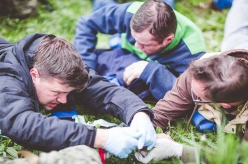 «Русская гуманитарная миссия» сообщила о проведении обучающего курса для волонтеров гуманитарных миссий в конце сентября