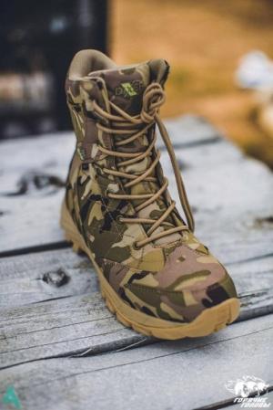 Новые образцы тактической обуви Dixer пройдут испытания длительностью 52 часа