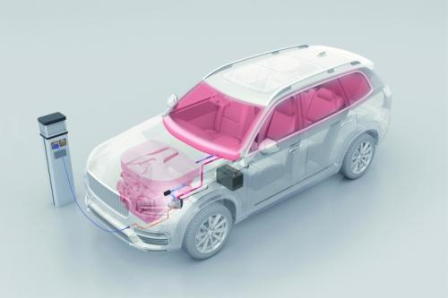 Компания Webasto на Международном франкфуртском автосалоне: новые решения для электромобилей