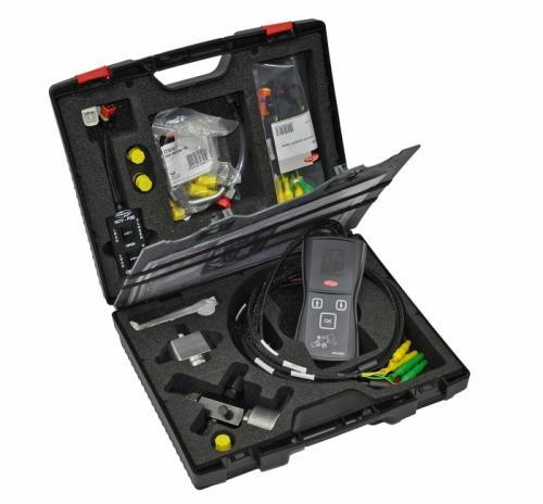 Компания Delphi выпускает диагностический комплект HD3000 для контуров высокого давления